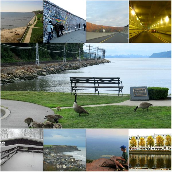 Weekly Photo Challenge: The Edge - From mountains to bluffs and body of water…