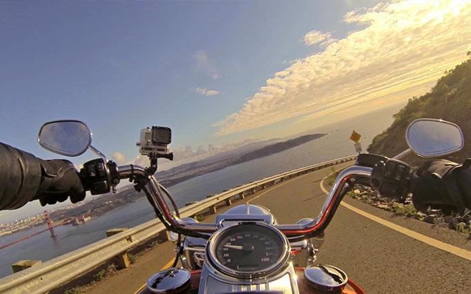 GoPro Handlebar/Seatpost Pole Mount