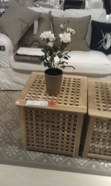 Ikea Hol tables