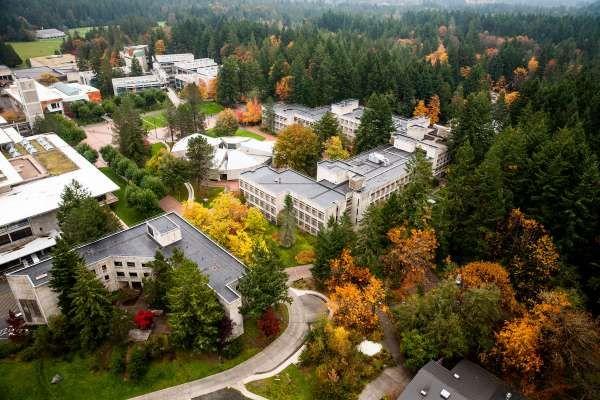 Evergreen State College, Olympia, Washington