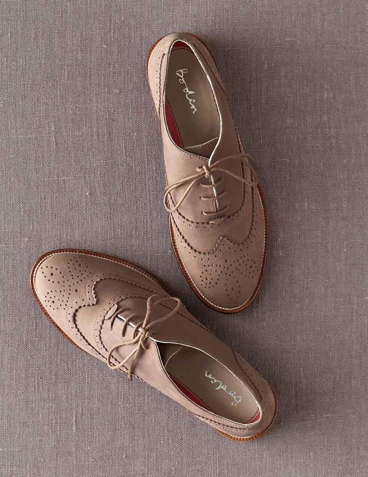 Oxford Shoes for Ladies.