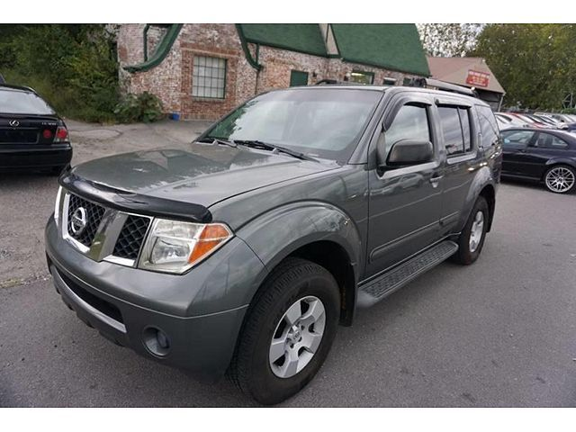 5N1AR18W05C769267 | 2005 Nissan Pathfinder SE for sale in Nashville, TN