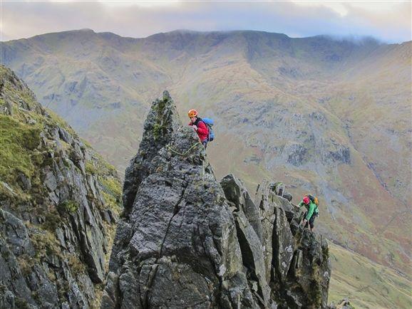 How to scramble: Pinnacle Ridge