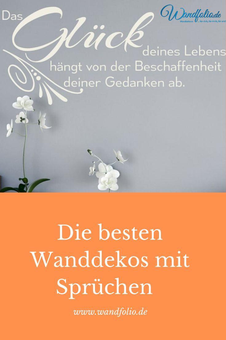 Wandtattoo Gluck Deines Lebens In 2020 Wandtattoo Spruche Wandtattoo Ornamente Wandtattoo