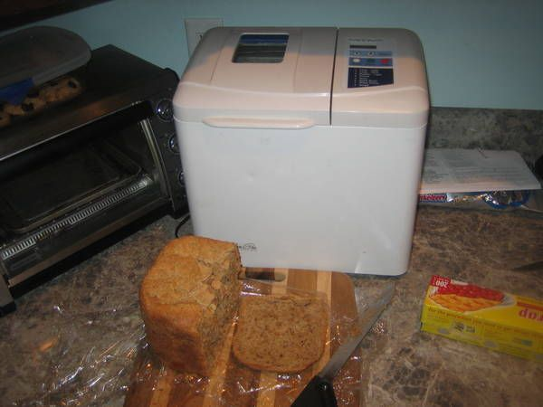 Spent Grain Bread Machine Recipe - Home Brew Forums
