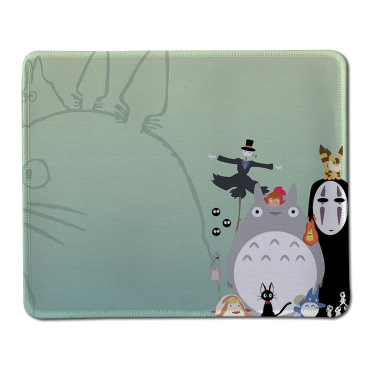 Best sell my neighbor totoro laptop mouse pad large