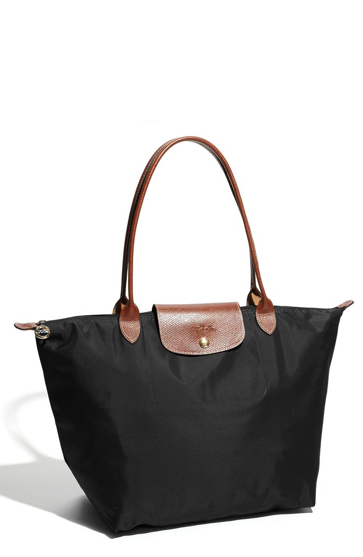 Longchamp \u0026#39;Large Le Pliage\u0026#39; Tote | Longchamp, Totes and Champs