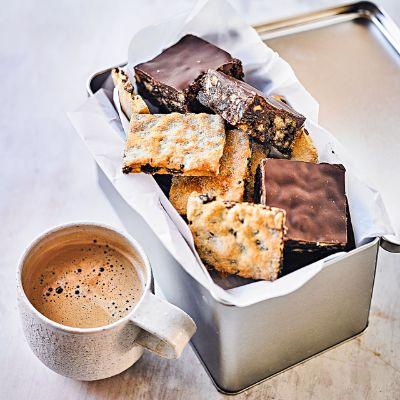 Martha Collison's garibaldi biscuits