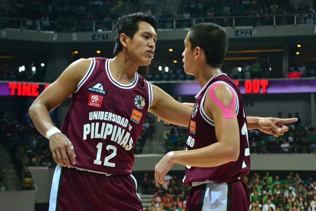 Why Fighting Maroons No More? - Sporty Guy