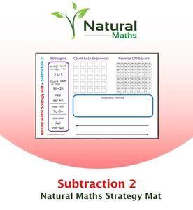 Subtraction Mat 2