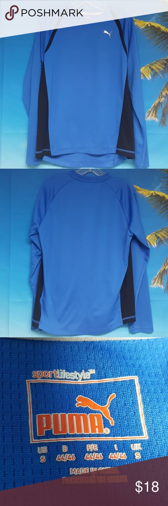 PUMA SHIRT 100% polyester Puma Shirts