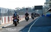beautiful shot of Killarney race circuits' pit lane :)
