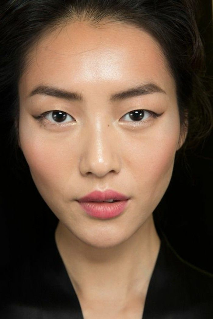 les 25 meilleures id es concernant maquillage asiatique. Black Bedroom Furniture Sets. Home Design Ideas