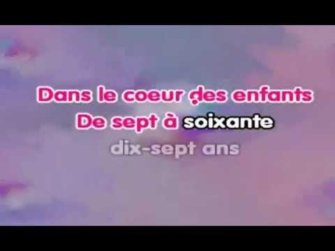 Michel Sardou-La maladie d'amour-karaoke.mp4