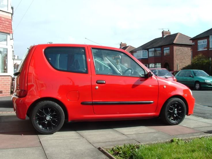 2001 fiat seicento sporting page 1 readers 39 cars. Black Bedroom Furniture Sets. Home Design Ideas