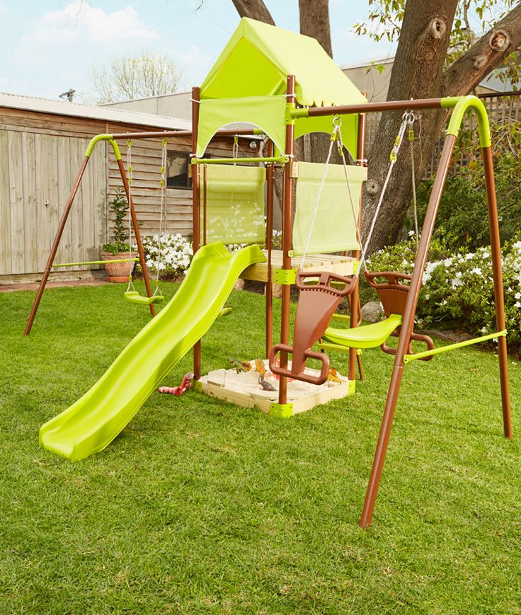 Let your kids' imaginations run wild with this classic play set. #Easter