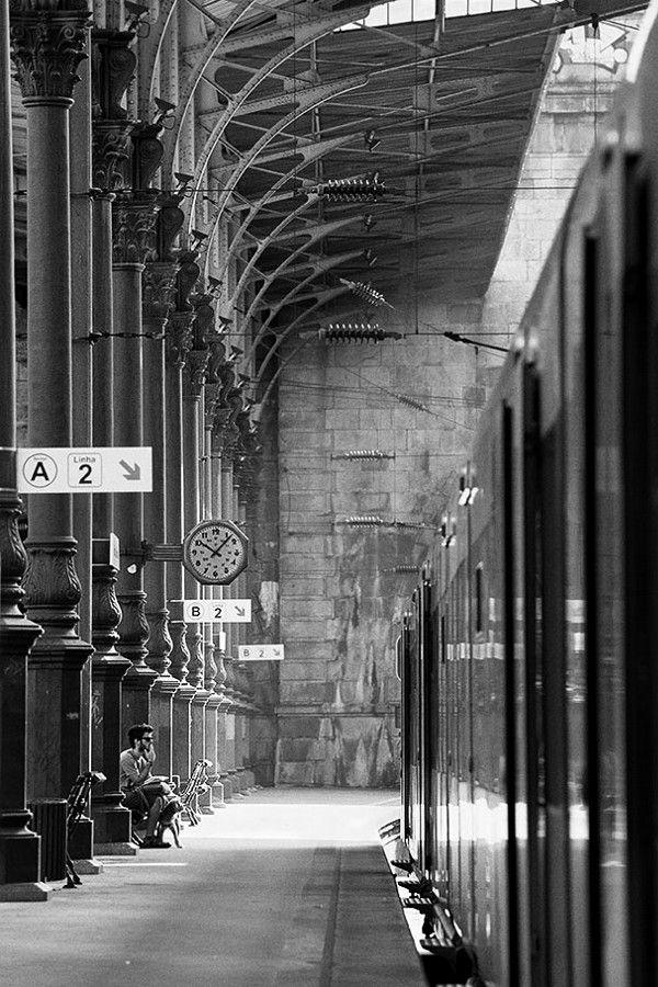 Estação de São Bento - Porto