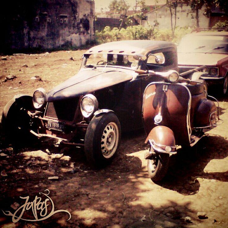 '61 Rust Rebel