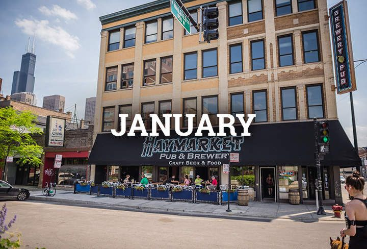 A Yearly Calendar of the Best Beer Events in Chicago