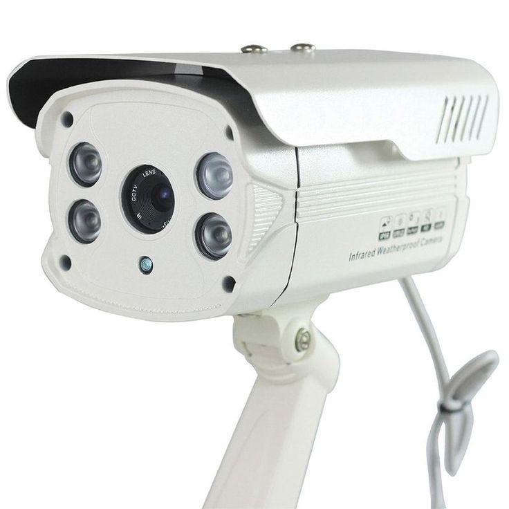 Câmera de Segurança Ir 106 80 Metros 800 Linhas Ccd Sony 1/3 - ShopSeg - Equipamentos de Segurança Eletrônica