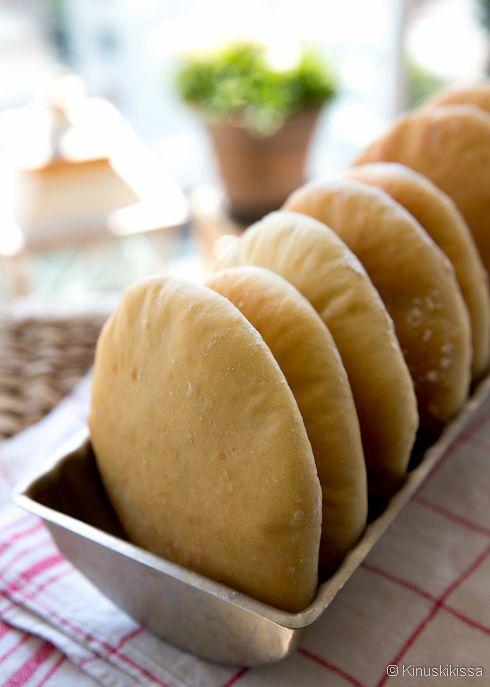 Pitaleivät #resepti #leivonta #leipä #pitaleipä