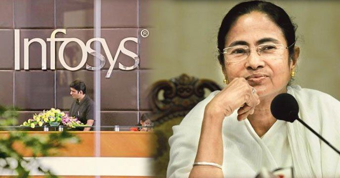 """Kolkata: West Bengal Chief Minister Mamata Banerjee on Tuesday said that IT major Infosys would invest in the state without the Special Economic Zone (SEZ) status, which the company had sought. """"Infosys will be coming to the state without the SEZ status,"""" Banerjee told reporters at..."""