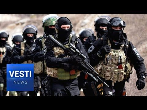 The Awesome New Russian Special Forces - 'Slavic Warriors' (Russian TV News)