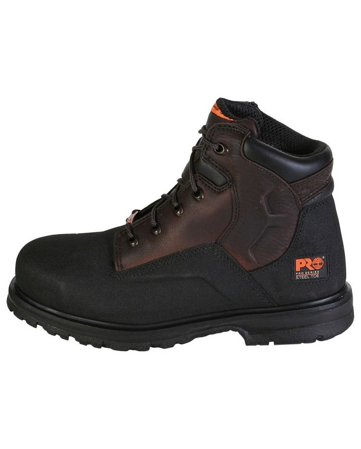 """Tues noon 7 bus Cerveza same guy as typical 80 bus last march men's steel toe boots   Timberland PRO® Men's 6"""" Powerwelt Steel Toe Boots - Fort Brands"""