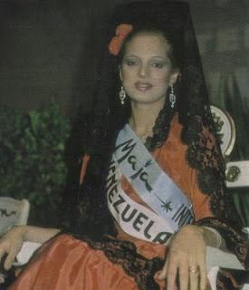 Belén Marrero. Maja Internacional. 1980.