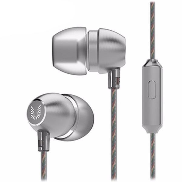Metal Noise Reduction Earbud Headphones, Electronics & Accessories, shopboldlyher