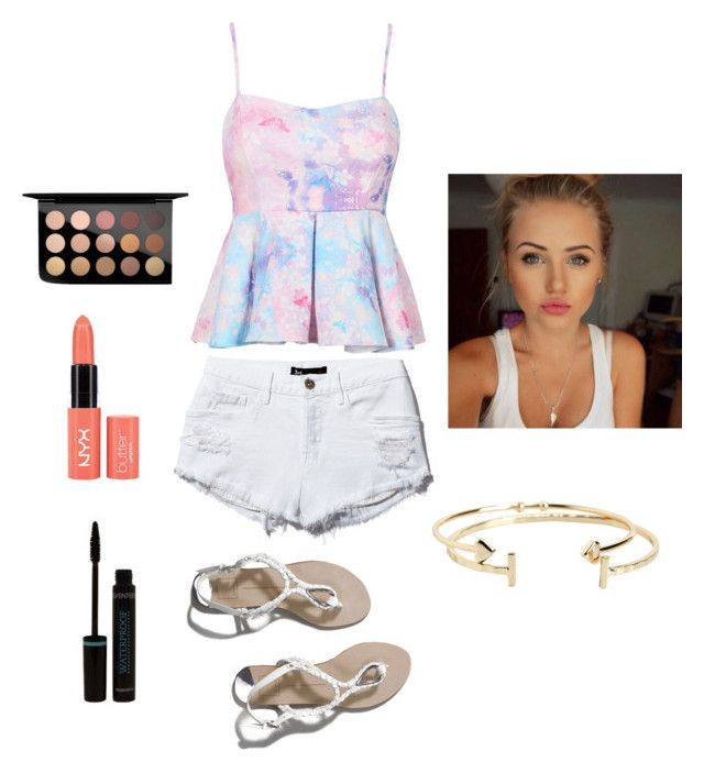 AO #13 by laska800 on Polyvore featuring moda, Abercrombie & Fitch, Aéropostale and MAC Cosmetics