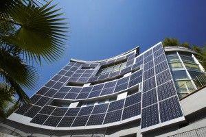 solar on building