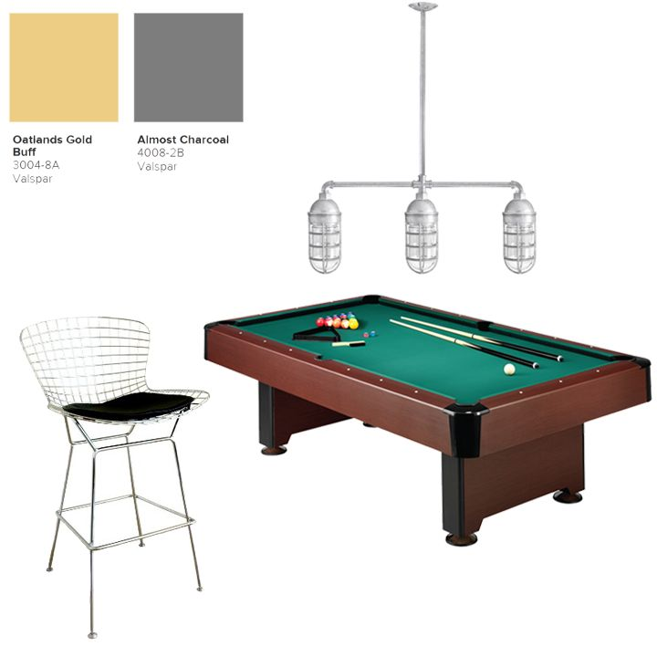 Pool Table Area | Hernando House