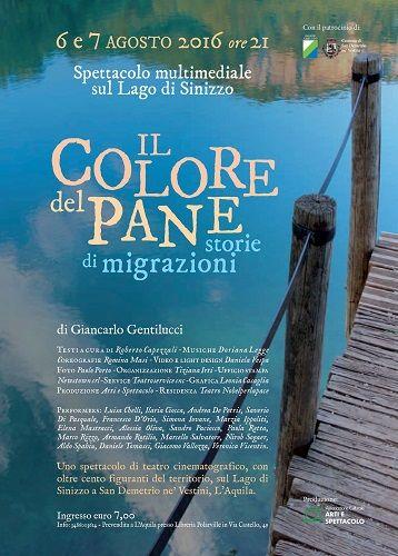 San Demetrio ne Vestini Il Colore del Pane  storie di migrazioni