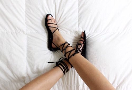 SHOES AREN'T JUST MADE FOR WALKING | TheyAllHateUs