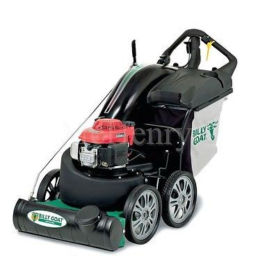 Great Billy Goat petrol Honda self propelled garden vacuum is the expert in lawn and litter vacuums and is idea for use for property owners contractors or