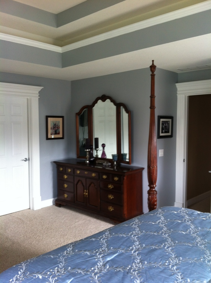 Behr paint color French Silver