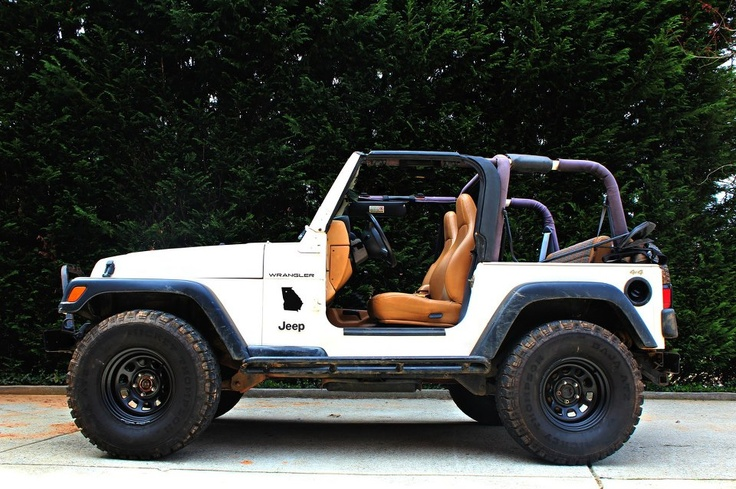 boo for long commutes. i want a jeep!                              …