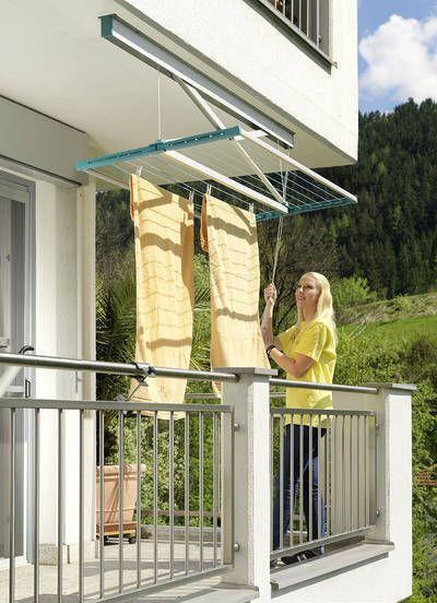 Juwel Wäschetrockner SAMBA 200 Deckentrockner Alu Stufenlos absenkbar in Möbel & Wohnen, Haushalt, Wäsche   eBay!