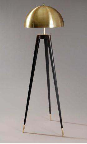 Take a look at this stunning floor lamps   www.delightfull.eu #delightfull #uniquelamps #floorlamps #homelightingideas
