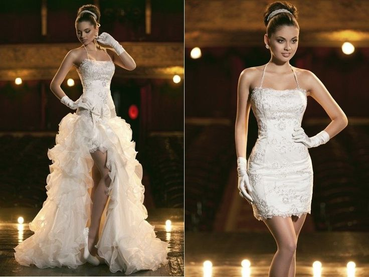 Cool Great European Wedding Dress Liberty (convertible from short to long) Size:Small (0-4) 2017-2018 Check more at http://24myshop.ga/fashion/great-european-wedding-dress-liberty-convertible-from-short-to-long-sizesmall-0-4-2017-2018/