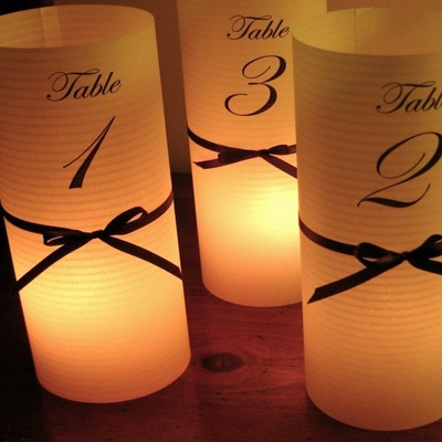 hurricane centerpieces ribbons - Bing Images