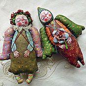 Купить или заказать 'Лета' в интернет-магазине на Ярмарке Мастеров. Кукла созданная из ярких красок лета-подарит романтику и тепло. Ею можно играть -юбочка съёмная, ножки сгибаются, ручки двигаются у основания, ножки ,личико и ручки расписаны в ручную, одежда состарена и запечена с кофе, поэтому от Леты исходит лёгкий аромат кофе..