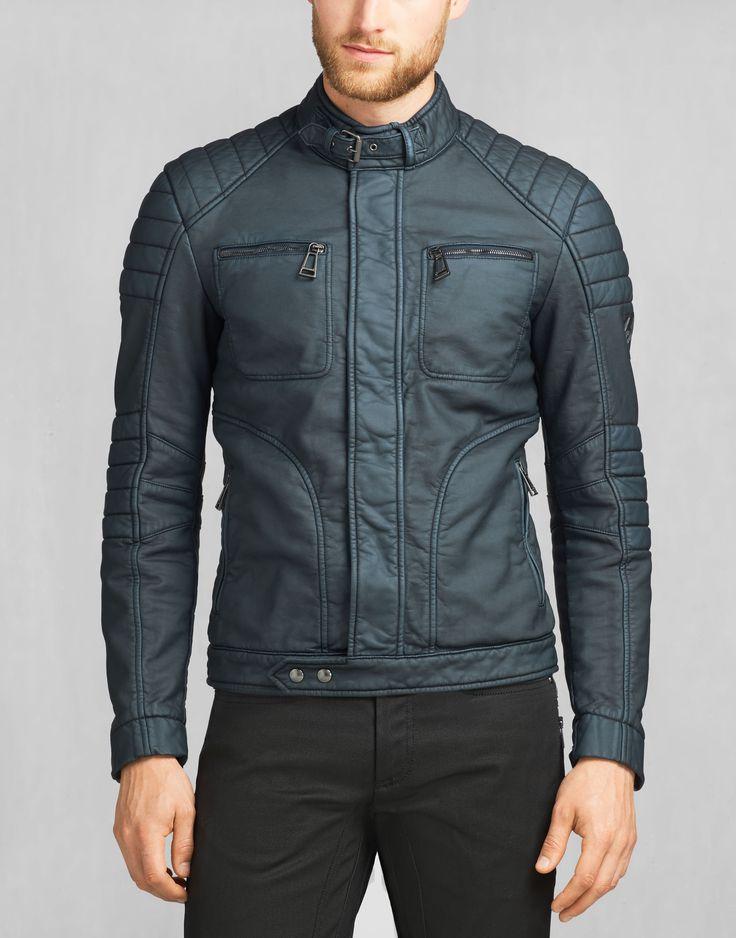 New Weybridge Jacket | Men's Designer Jackets | Belstaff