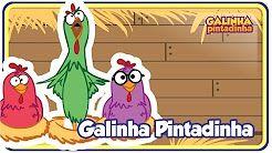 a galinha pintadinha 1 2 e 3 completo - YouTube