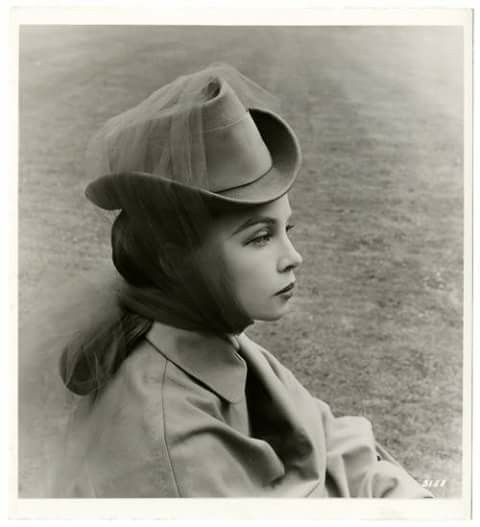 Leslie Caron by Cecil Beaton.