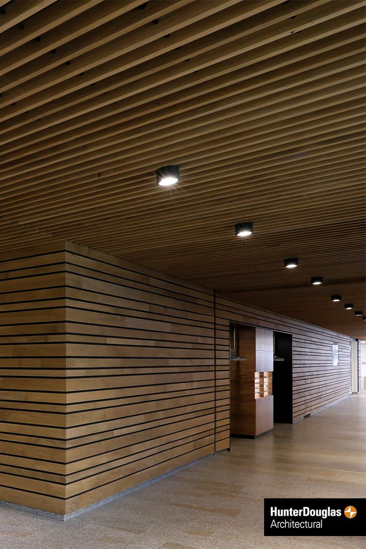 Let your imagination run free to create the most remarkable wooden ceiling  and wall solutions. Choose from the various shapes and wood materials, ...