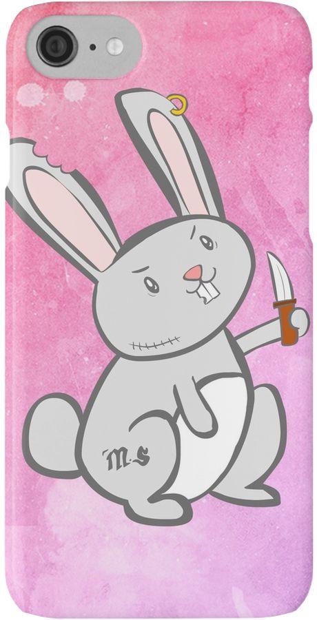 «Evil Bunny» de Natasha Marquez Atrio