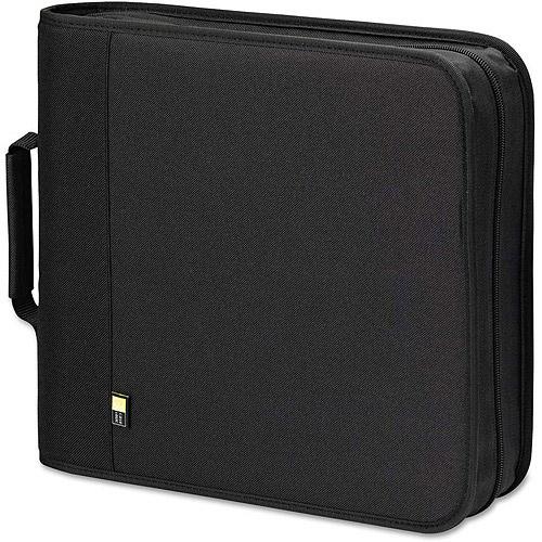Case Logic 208-Capacity CD/DVD Binder