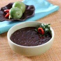 SAMBAL PETIS.. teman makan gorengan.. http://www.sajiansedap.com/mobile/detail/15845/sambal-petis